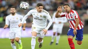 İspanya Süper Kupası Real Madrid'in