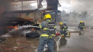 İsrail'de fabrikada patlama; 4 yaralı