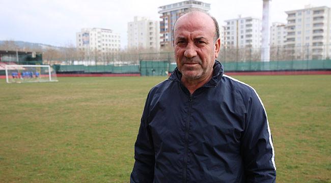 Karaköprü Belediyepsor İhsan Hoca'yı açıkladı