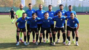 Karaköprü Belediyespor lige mağlubiyetle başladı