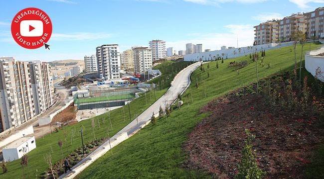 Karaköprü'ye bu yıl 10 park kazandırılacak