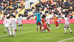 Malatyaspor 2 - 1 Sivasspor