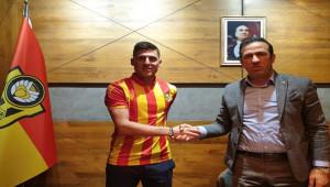 Malatyaspor'da Remi Walter imzayı attı