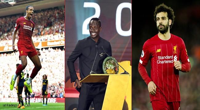 Mane, Afrika'da yılın futbolcusu seçildi