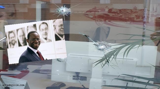 Milletvekilinin ofisi kurşunlandı