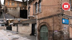 Okulun duvarları tarihe uygun onarıldı