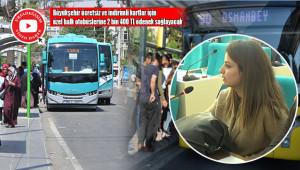 Osmanbey hattında ücretsiz ulaşım talebi
