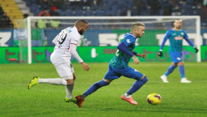 Rizespor 2 - 0 Gençlerbirliği
