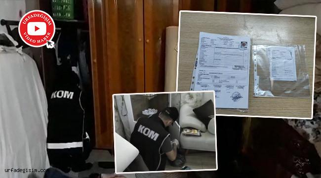Sahte rapor dolandırıcıları yakalandı