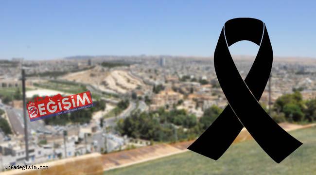 Şanlıurfa'da 4 kişi vefat etti