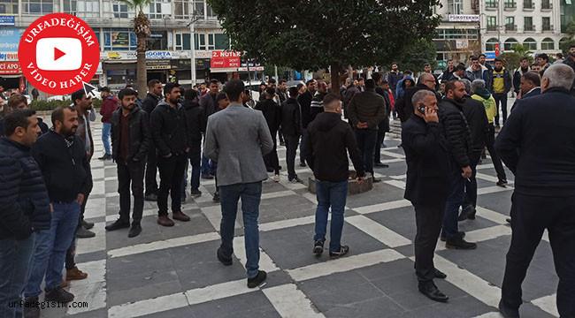 Şanlıurfaspor kongresinde gerginlik yaşandı