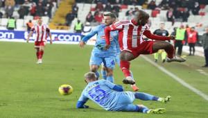 Sivasspor 1 - 1 Çaykur Rizespor