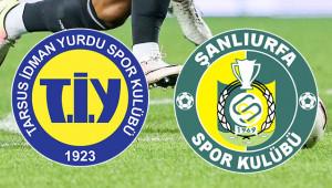 Tarsus İdman Yurdu – Şanlıurfaspor: 3-0