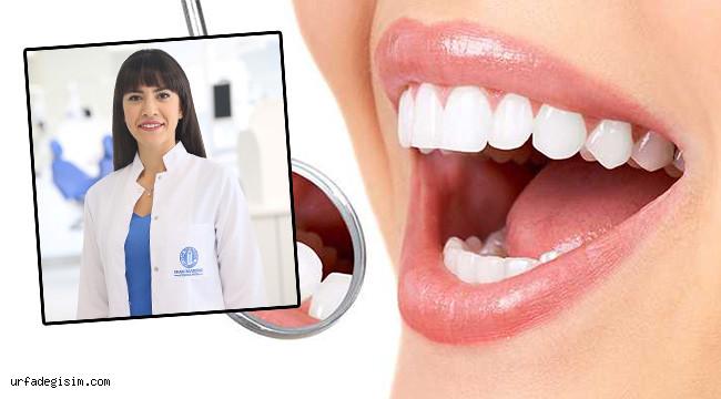 Tek diş neden renklenir?