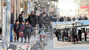 Tel Abyad'ta hayat normale dönüyor