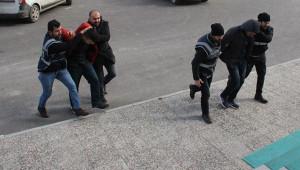 Telefon dolandırıcıları Urfa'dan Karaman'a gitti