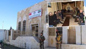Ticaret ve Sanayi Odası Tel Abyad'da kuruldu