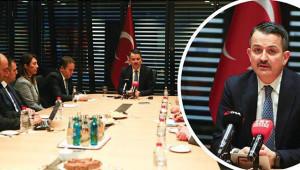 """""""Türkiye, sağlıklı gıda üreten bir ülkedir"""""""