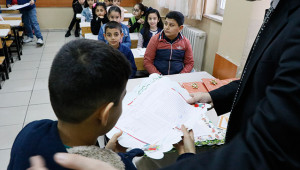 Urfa'da 683 bin öğrenci karne heyecanı yaşadı