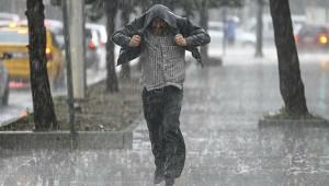 Urfa için kuvvetli yağış uyarısı