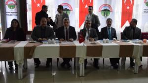 Viranşehir'in sorunları masaya yatırıldı