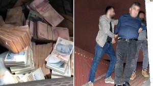 6 milyon TL'lik vurgun yapan şahıslar yakalandı