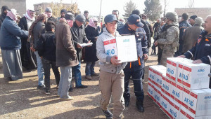 AFAD ve STK'lar insani yardımlara devam ediyor