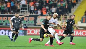 Alanyaspor 1 - 2 Beşiktaş