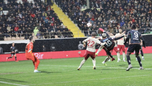 Alanyaspor 2 - 0 Galatasaray