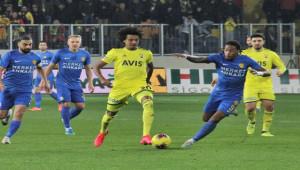 Ankaragücü 2 - 1 Fenerbahçe