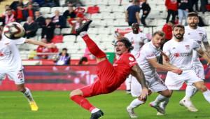 Antalyaspor 0 - 0 Sivasspor