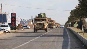 Askeri destek Urfa'dan Hatay'a kaydırılıyor