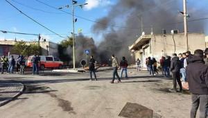 Batı Şeria'da protesto; 1 ölü, 33 yaralı
