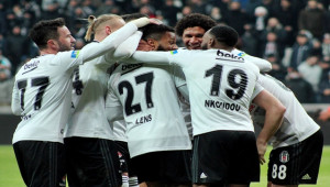 Beşiktaş ligde 8 maç sonra gol yemedi