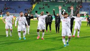 Beşiktaş zorlu mesaiye başlıyor