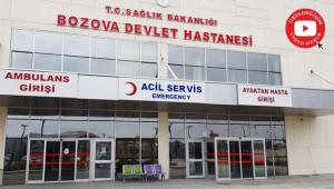 Bozova Devlet Hastanesi hizmet vermeye başladı