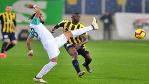 Bursaspor, Ankara'da 5 senedir kazanamıyor