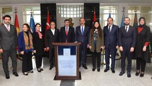 Cevdet Yılmaz, yatırımcıları Urfa'ya davet etti