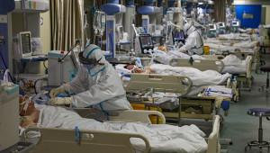 Çin'de ölen sayısı bin 114'e yükseldi