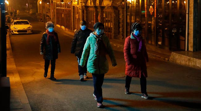Çin'de ölenlerin sayısı 2 bin 238'e çıktı