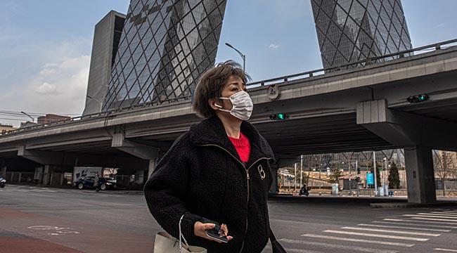 Çin'de ölenlerin sayısı 2 bin 442'ye yükseldi