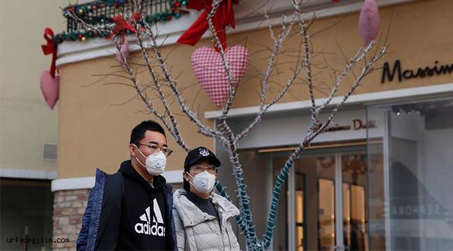 Çin'de ölü sayısı bin 383'e çıktı