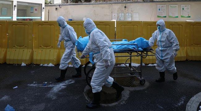 Çin'de ölü sayısı bin 771'e çıktı