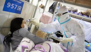 Çin'de ölü sayısı 2 bin 120'ye çıktı
