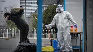 Çin'deki salgında ölü sayısı 2 bin 717'ye yükseldi