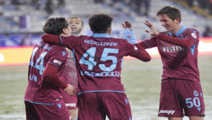 Erzurumspor 1 - 4 Trabzonspor