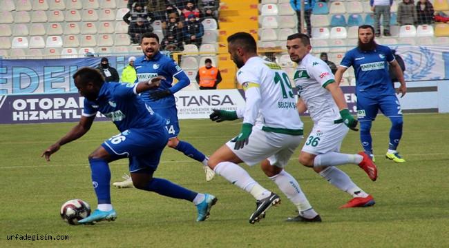 Erzurumspor 2 - 1 Bursaspor