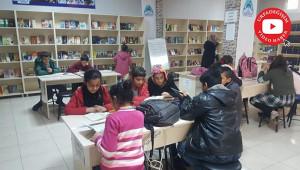 Eyyübiye'de gençlik merkezilerine ilgi arttı