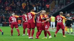 Galatasaray ligde seriye bağladı