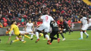 Gaziantep 5 - 1 Sivasspor
